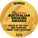 ABA office of the year 2019