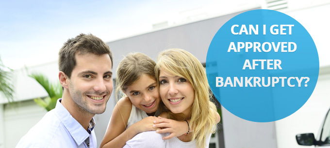 Discharged Bankruptcy Home Loan