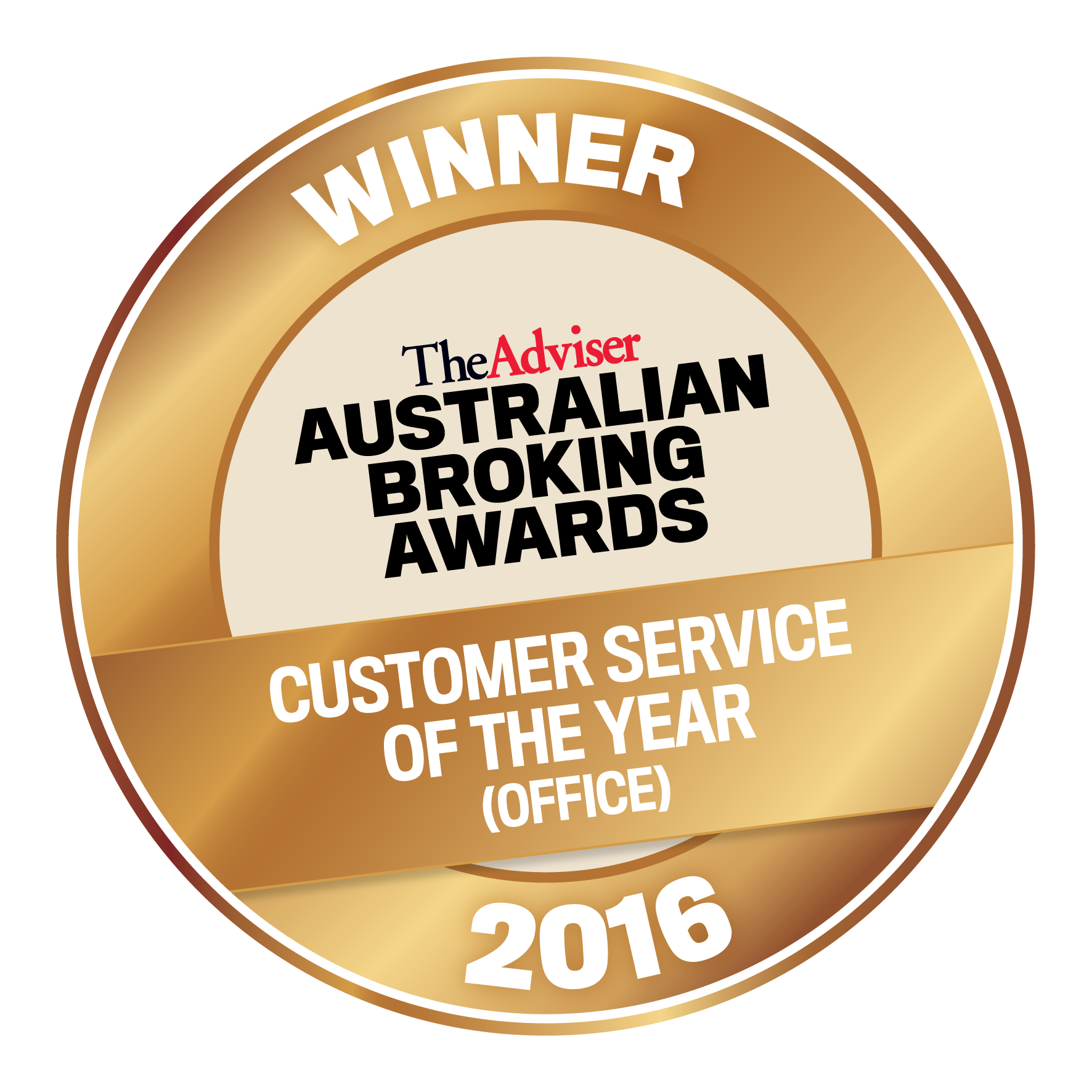 ABA Customer Service of the Year