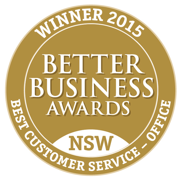 Better Business Awards 2015: Best Customer Service