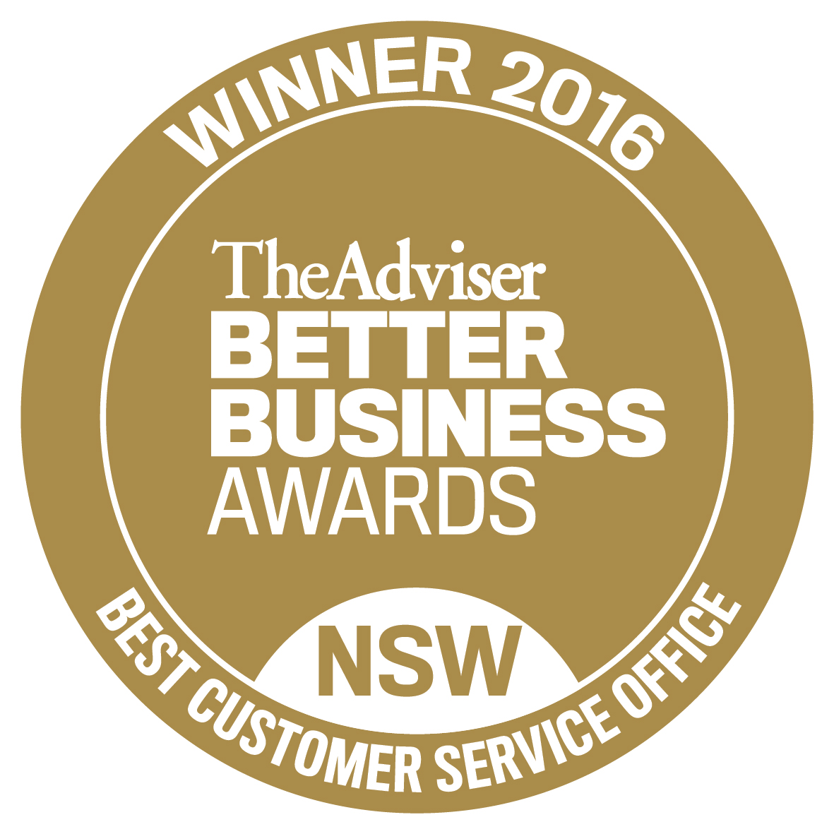 The Adviser Better Business Awards 2016: Best Customer Service Office