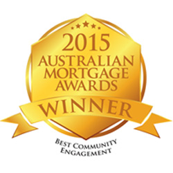 Australian Mortgage Awards 2015: Best Community Engagement