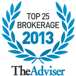 The Adviser Top 25 Brokerage