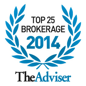 Top 25 Brokerage 2014