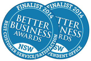 Better Business Awards Finalist