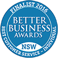 Best Customer Service - Individual