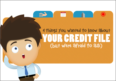 4 things you wanted to know about your credit file