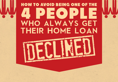 4 people who will never get a home loan