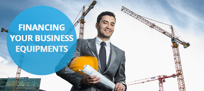 Finding business loans for equipment finance